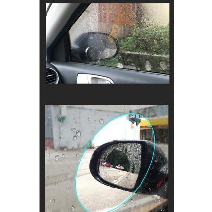 New Anti Fog Film Car Motorbike Rear view Mirrors