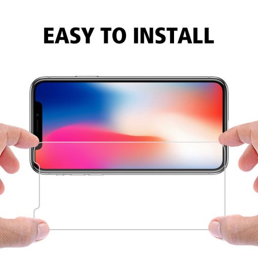 iphone x tempered glass case friendly