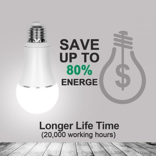 Smart LED Light Bulb Energy saving