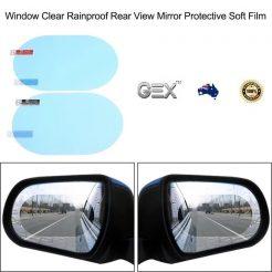 best price 4WD SUV UTE Anti Fog Mirror Film