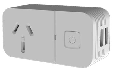 new wall smart socket