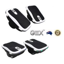 Gextek Electric Hover Shoes Self Balancing Skate Smart Hovershoe