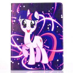 my little pony ipad case purple
