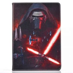 darth vader cartoon character ipad cases