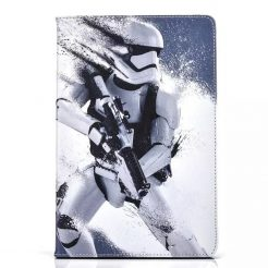 star warz cartoon character ipad cases