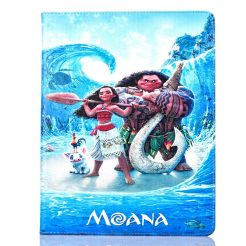 moana ipad leather case