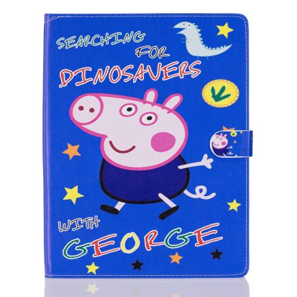 best price george peppa pig ipad mini case leather flip