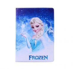 disney frozen ipad leather case