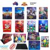best price iPad 6th 5th Generation Mini Air 2 New Kids Cartoon Stitched Leather Case