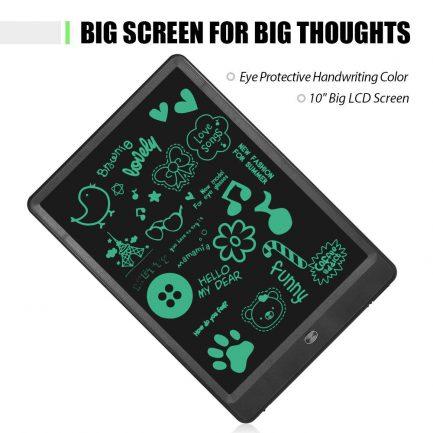 big screen electronic writing e ink pad