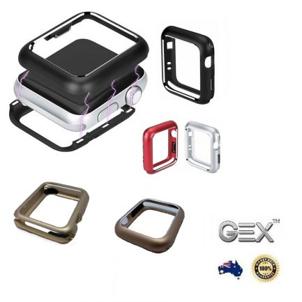 best price Apple Watch Series 4 Aluminium Magnetic Bumper Metal Case