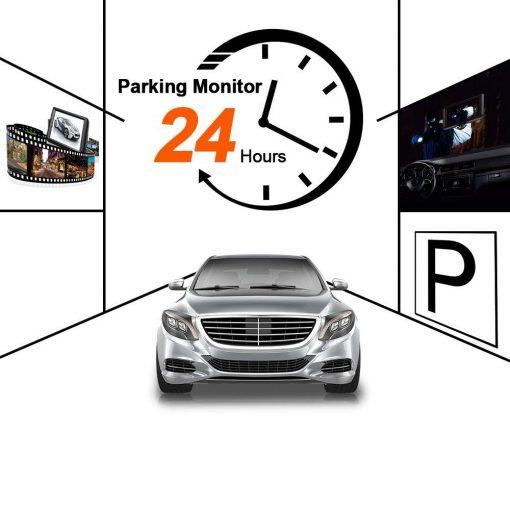 safety 24 hours car dash cam blackbox