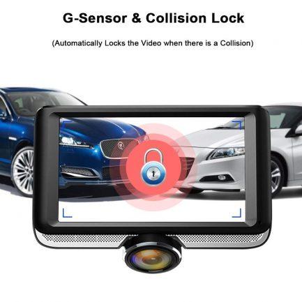 sensors features car dash cam australia