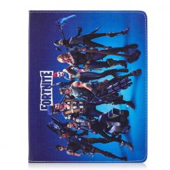 Fortnite V3 Fold Leather Stand Case iPad 6th 5th Pro Mini Air 2 Pro