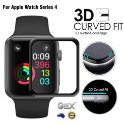Apple Watch 4 40mm 44mm Waterproof 3D Full Glue Screen Protector