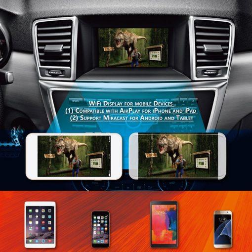 car mirascreen a chromecast