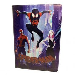 Spider-Man V2 Fold Leather Stand Case iPad 6th 5th Pro Mini Air 2 Pro