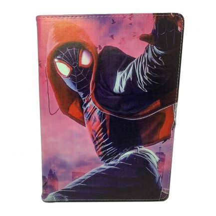 Spider-Man V1 Fold Leather Stand Case iPad 6th 5th Pro Mini Air 2 Pro