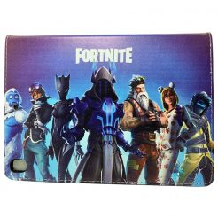 Fortnite V5 Fold Leather Stand Case iPad 6th 5th Pro Mini Air 2 Pro