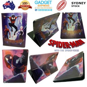 best price Spider-Man Into the Spider Leather Stand Case iPad 6th 5 Mini Air