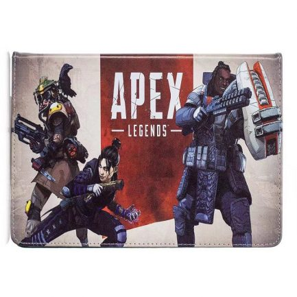 Apex Legends V1 Leather Stand Case iPad