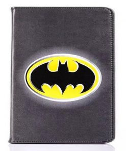 Batman Fold Leather Stand Case iPad 6th 5th Pro Mini Air 2 Pro