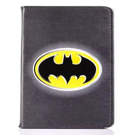Batman Fold Leather Stand Case iPad 6th 5th Pro Mini Air 2 Pro