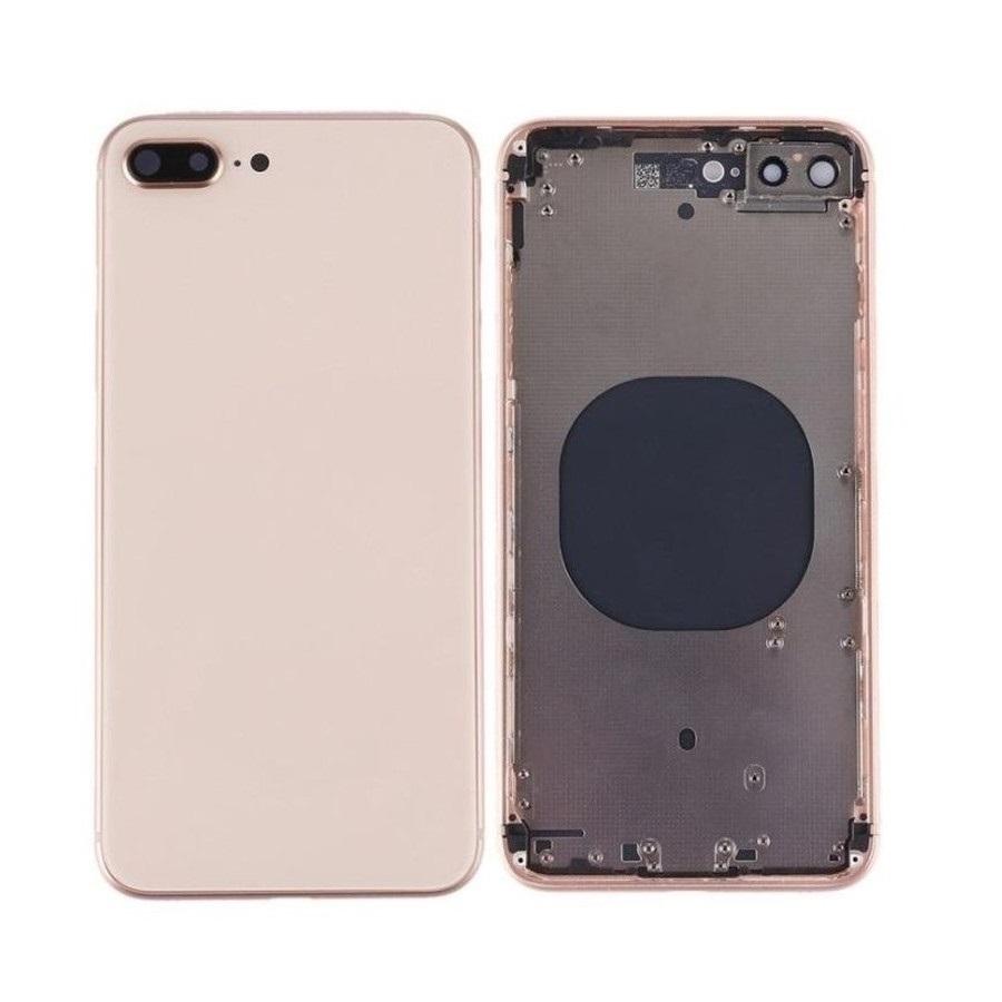 super popular 0e649 bb0b7 iPhone 8 Plus Housing Back Battery Cover ( Rose Gold )