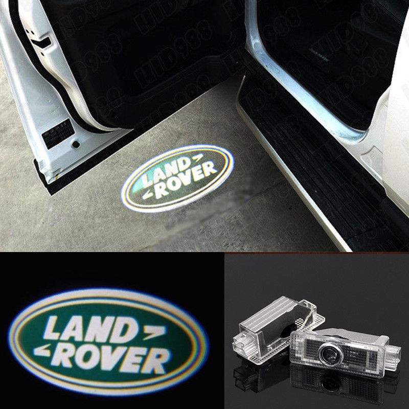 Land Rover Range Rover Door Logo Projector Lights
